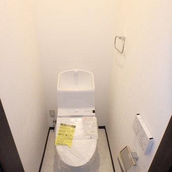 【サニタリー】トイレは個室に