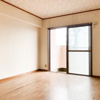 【洋室6帖】素敵な天井
