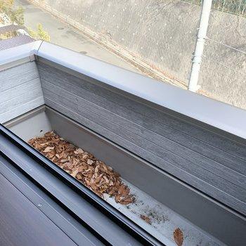 【3階寝室】こちらはエアコンの室外機置き場になります。