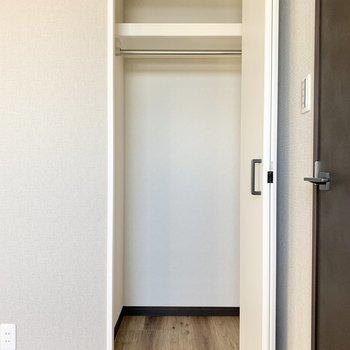 【3階洋室】クローゼットもありますよ。