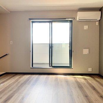 【2階LDK】まずは2階のリビングから見てみましょう。