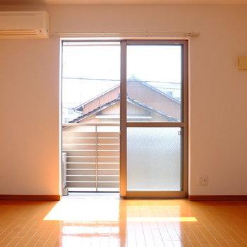 「普通」に住みやすいお部屋です。(※写真は2階の同間取り別部屋のものです)