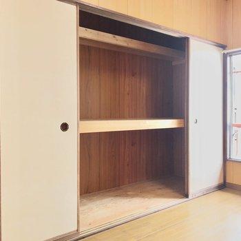 【2階洋室約5帖】1階と同じくらい大きい!