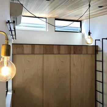 【Room】キュートな電球にも注目。