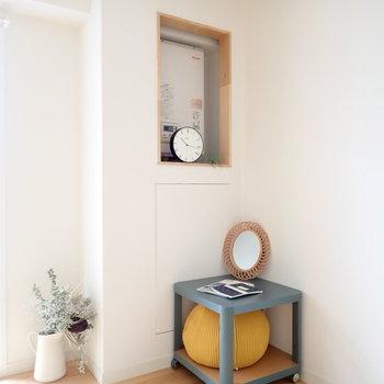【家具イメージ】給湯器でした、、!