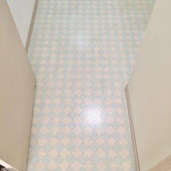床の色も可愛いでしょ◎ナチュラルだなぁ。
