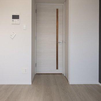 少し黒があるだけで、引き締まるお部屋※写真は前回募集時のものです