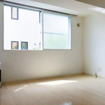 【LD】かなり大きめな窓がついてますよ〜。
