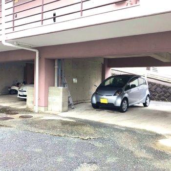 敷地内に駐車場あり◎