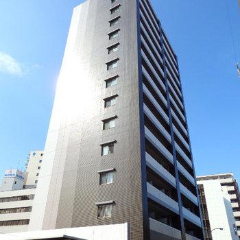 大曽根駅から徒歩1分。便利な立地ですよ!