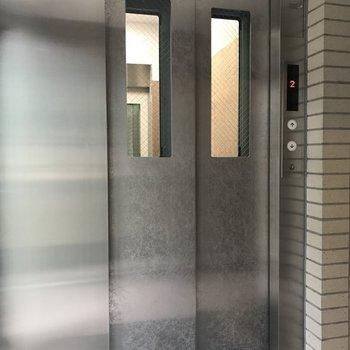 エレベーターを完備しています。