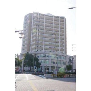 ベレーサ築地口ステーションタワー