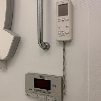 浴室乾燥や暖房、ミストサウナなど機能も充実