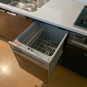 【LDK】食洗機も付いています!※写真はクリーニング前のものです