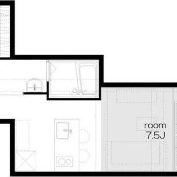 土間や畳のあるお部屋です。