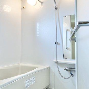 浴室乾燥機と追い炊き機能付きです。※写真は前回募集時のものです