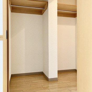もう1つお部屋があるような広さですね。