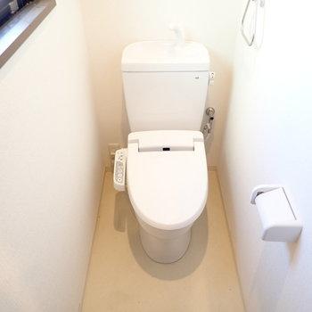 トイレは2つあるのです!