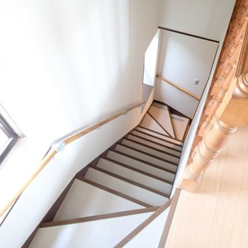 さて2階部分へ。※建物としては4階になります。