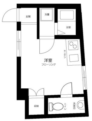 Park View 練馬の間取り