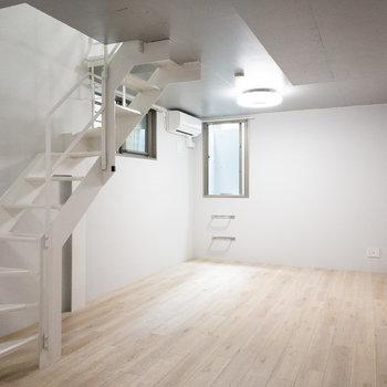 メゾネットデザイナーズのお部屋です。