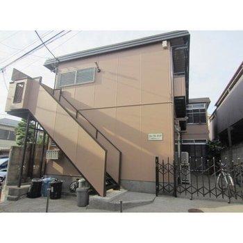 高円寺8分アパート