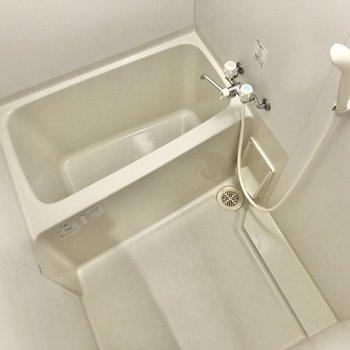 たまにはお湯をためてゆっくりと浸かっても良いですね。