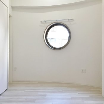 舷窓から見えた世界