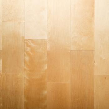 【イメージ】床はバーチの無垢床です◎
