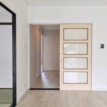 廊下にももう1部屋、洋室があります。