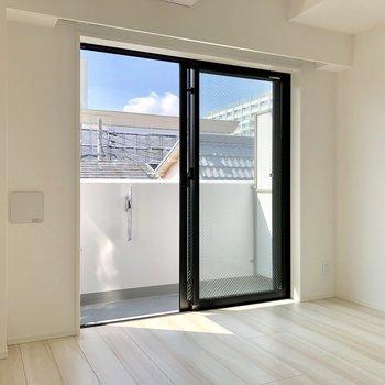 【洋室②】こちらは寝室にしようかな※写真は3階の同間取り別部屋のものです