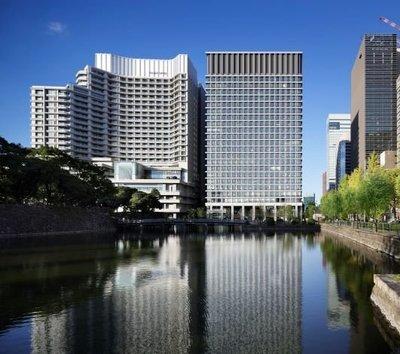 日本のビジネスの一等地 の間取り