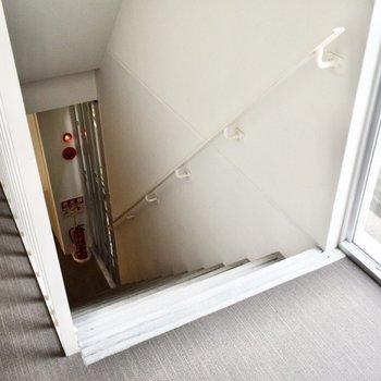 このくらいなら、階段でもいけそう!