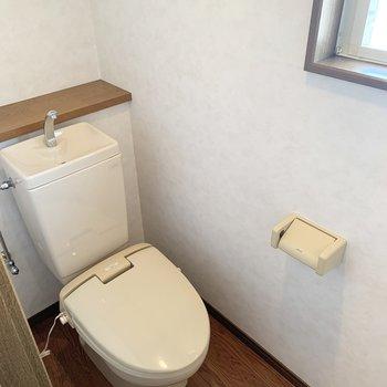 2階にトイレも◎