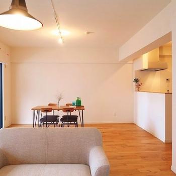 【イメージ】どんな感じで家具を置こうかワクワク