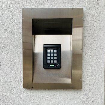デジタル式のオートロック