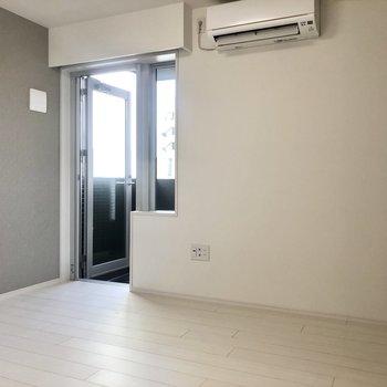 居室は約8.4帖。広さもありますね。