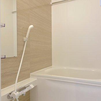 追焚・浴室乾燥機能がついています。