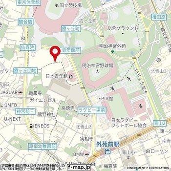 THE COURT 神宮外苑
