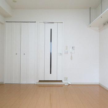 1人暮らしサイズ(※写真は5階の同間取り別部屋のものです)
