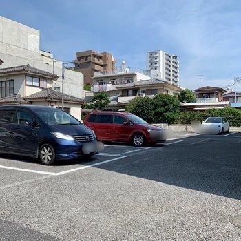 駐車場(空き要確認)