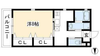 Casa Morinishi の間取り