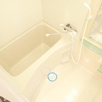 浴室乾燥機つきのお風呂。