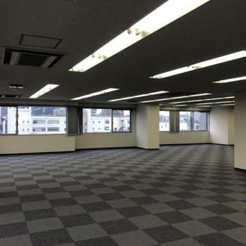 品川シーサイド 104.87坪 オフィス