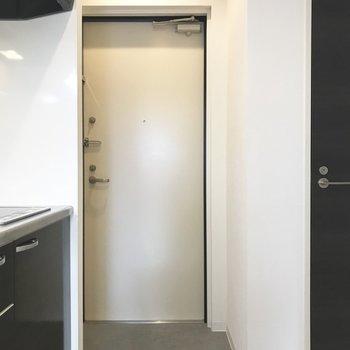 玄関も十分な広さ!