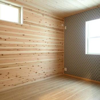 1階洋室6.0帖】子ども部屋にぴったりです。