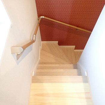 1階のお部屋へGO!