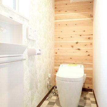 小さな洗面台もあります!