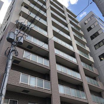 札幌駅から徒歩約5分の好立地。