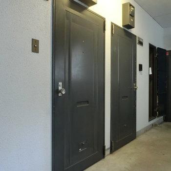 503号室への扉